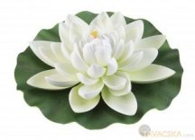 Lotus Foam white 28 cm
