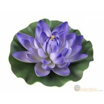 Lotus Foam purple 28 cm