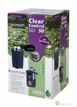 Clear Control 50 nyomás alatti szűrő 18 wattos UVC-vel