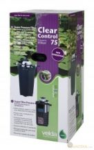 Clear Control 75 nyomás alatti szűrő 36 wattos UVC-vel