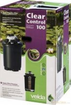 Szűrő Clear Control 100 nyomás alatti szűrő 55 Wattos UVC-vel