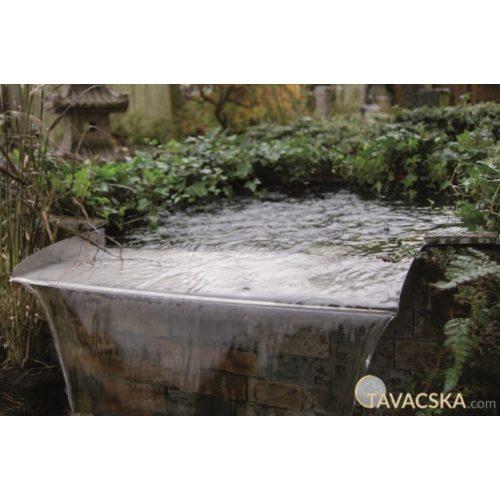 Vízeséselem Brisbane 60 cm - rozsdamentes acél - mélység 25 cm