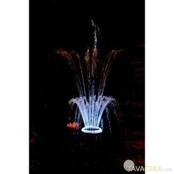 Világítás, LED JET vulkán 1