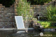 Napelemes szökőkút, SolarMax 600