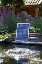 Napelemes szökőkút, SolarMax 1000