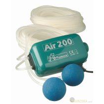 AIR 200 2x10m tömlővel+ 2 porlasztókővel