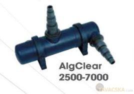 UVC készülék, AlgClear 5W, kerti tóhoz 2,5m3-ig
