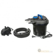 Ubbink Szűrő szett BioPressure 3000 Plus (szűrő+5 W UVC, + 1600 l/h pumpa)