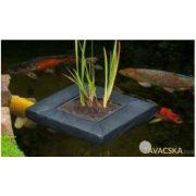 Úszó vízinövénykosár,szögletes 35