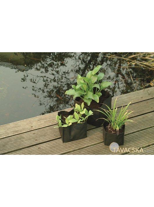 Vízinövény tasak szögletes 25cm