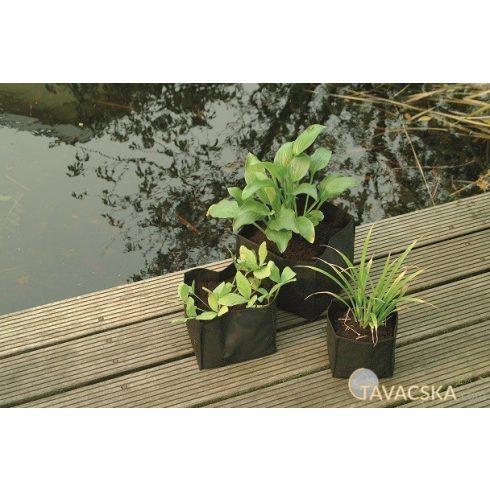 Vízinövény tasak szögletes 30cm