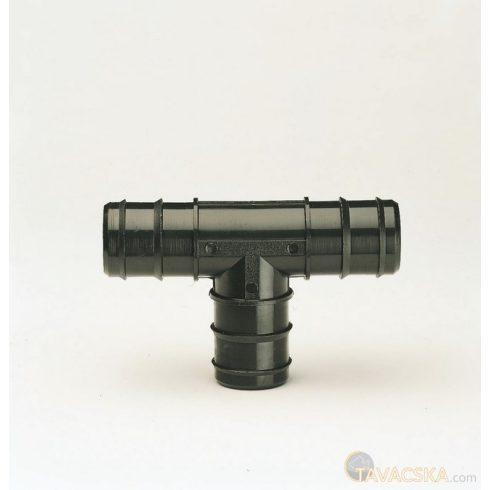 T-Tömlőcsatlakozó 32mmx32mmx32mm