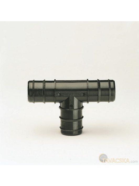 T-Tömlő csatlakozó 32mmx32mmx32mm