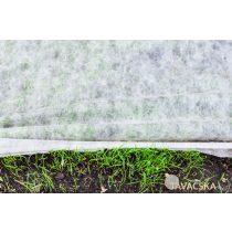Fátyolfólia fehér 17g/m2 UV stab. 1,60m x 100m