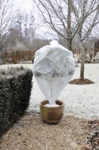 Téli gyapjú takarófólia, fehér 64x10