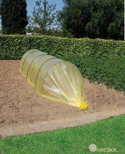 Védőfólia sárga kertbe 2,50x5
