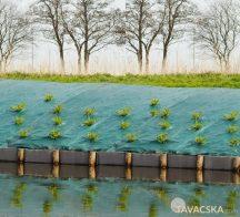 Talajtakaró,zöld 2,10x25