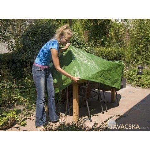 RIMINI Kerti  zöld asztaltakaró
