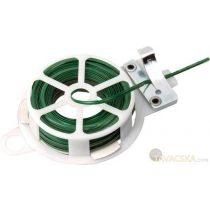 Kötöződrót zöld d1,2x50