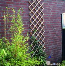 Bambusz ollósrács 70x180
