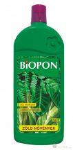Biopon zöld növény tápoldat 1 l