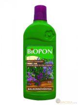 Biopon balkonnövények tápoldat 0,5l