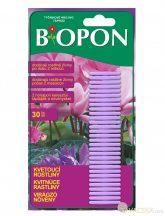 Biopon táprúd virágzó növényekhez, 30 db/cs