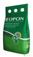 Biopon mohás gyeptáp 3 kg