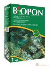 Biopon tűlevelű barnulás elleni növénytáp 1 kg