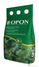 Biopon 3 kg tűlevelű barnulás elleni növénytáp