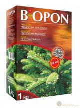 Biopon (őszi)tűlevelűek növénytáp 1kg