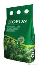 Biopon tűlevelű növénytáp 5 kg