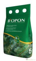 Biopon tűlevelű barnulása elleni növénytáp 5kg