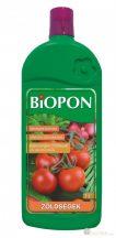 Biopon zöldségfélék tápoldat 0,5l