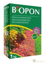Biopon kerti virág növénytáp 1 kg