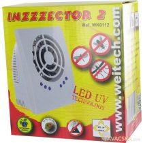 Szúnyogcsapda UV +ventilátor - Led, 20 m2, beltéri